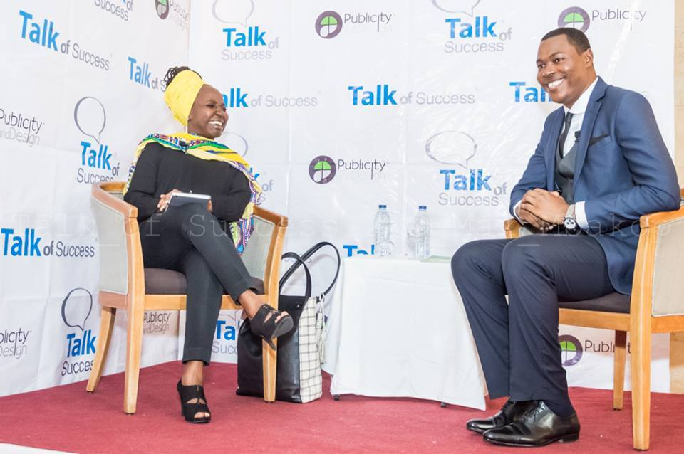 Kah Walla was the Guest Speaker for